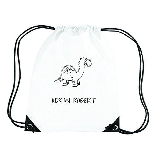 JOllipets ADRIAN ROBERT Turnbeutel Sport Tasche PGYM5877 Design: Dinosaurier Dino AbmPRQ