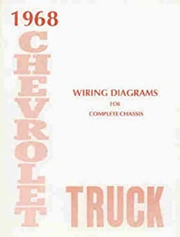 1968 chevrolet truck \u0026 pickup complete 10 page set of 1962 chevy c10 wiring diagram 92 chevy 1500 wiring diagram wiring