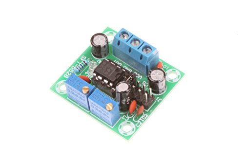 - NOYITO NE555 Pulse Module Rectangular Square Wave Signal Generator 1Hz-200kHz Frequency Duty Cycle Adjustable DC5-15V