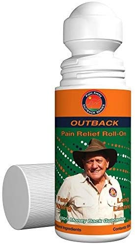 Outback Pain Relief – Natural Topical Oil