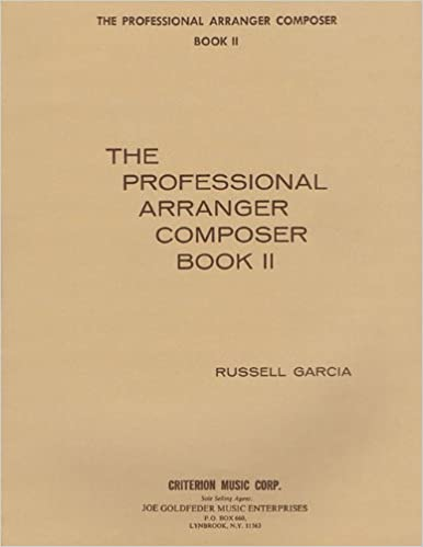 PROFESSIONAL ARRANGER COMPOSER EBOOK