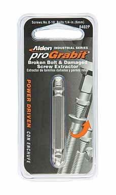 Alden 8402P Pro Grabit Broken Bolt and Damaged Screw Extractor ()