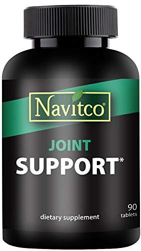 - Navitco Kosher Joint Support (Glucosamine Sulfate W / MSM & Boswellia) - 90 TAB