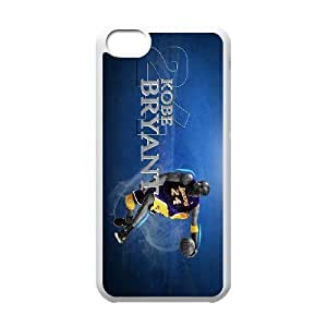 Generic Cell Phone Cases For Iphone 5c Cell Phone Design With 2015 NBA #24 Kobe Bryant niy-hc825097
