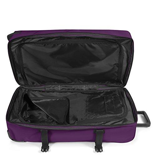 Tranverz Suitcase L Eastpak 121 79 L Power Black Purple cm dqw6Aw