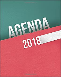 Agenda 2018 (Spanish Edition): Amss Media Marketing, My Book ...