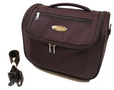 Samsonite Bayonne Beautycase Beauty Case Handgepäck Tasche Kosmetik Koffer Braun