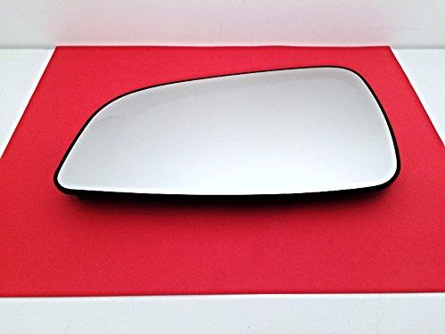 VAM Fits 08-12 Chevy Malibu 07-09 Saturn Aura Left Driver Side Mirror Glass w/Rear Holder