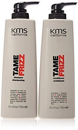 - KMS California Tame Frizz Shampoo/Conditioner Duo 25.3 oz