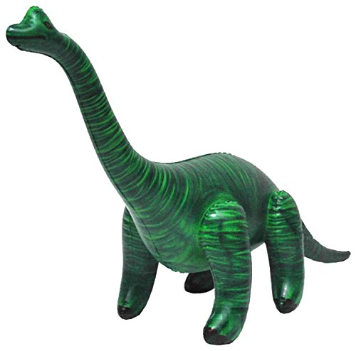 Jet Creations Inflatable Brachiosaurus Toy
