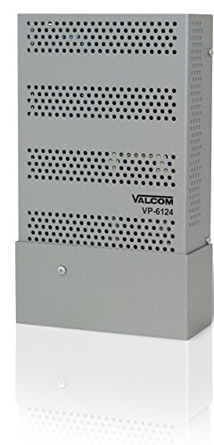 Valcom VP-6124 6-Amp 24-volt Power Supply