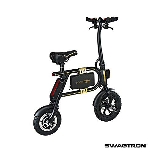 Swagtron E30512 2 Swagcycle Classic E Bike Folding