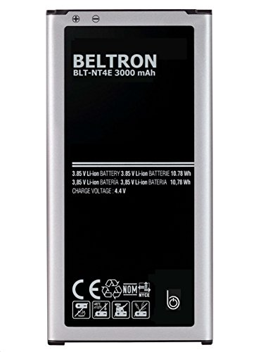 New 3000 mAh Replacement Battery for Samsung Galaxy Note EDGE 4G LTE (SM-N915 AT&T Sprint T-Mobile US Cellular Verizon) BELTRON BLT-NT4E