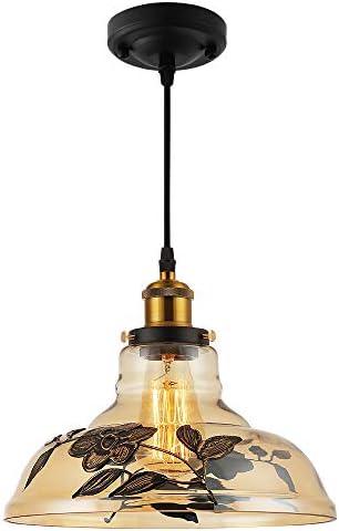 Pendant Lighting for Kitchen Island Dining Room Restaurant Caf ,Pendant Light for Hotels Gallery Artist Workshop Farmhouse