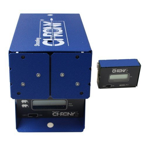 Sportsman Supply Inc. Shooting Chrony 7000129 Beta Master Chronograph, Blue