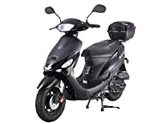 SMART DEALS NOW brings Brand new 80% assembled inside a metal crate model # ATM50-A1 from TaoTao. This is the most popular 49cc/ 50cc scooter on the market today. It features a durable 50cc engine that propels the scooter to speeds of up to 3...