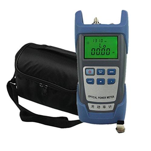 Handle Fiber Optic Optical Power Meter -70~+10dBm SC/FC Alka