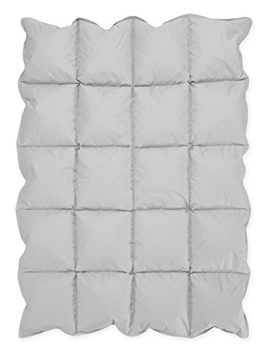 Gray Baby Down Alternative Comforter/Blanket for Crib Bedding