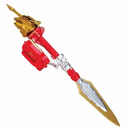 Power Rangers Megaforce The Mega Collection Deluxe Ultra Dragon Sword Exclusive Roleplay Toy #97385