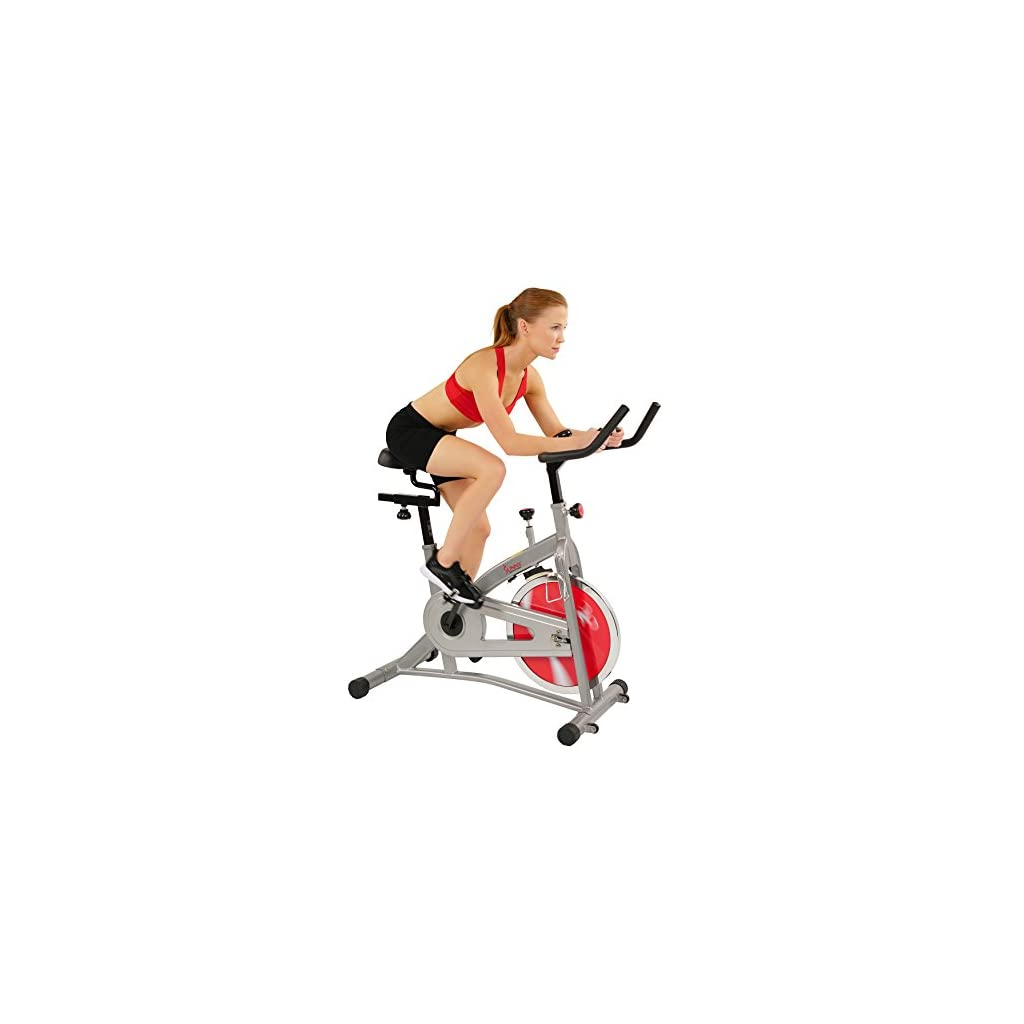 Sunny Health & Fitness SF-B1421 Indoor Cycling Bike