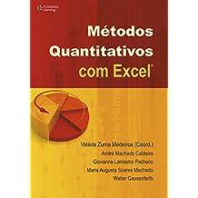 Métodos quantitativos com excel