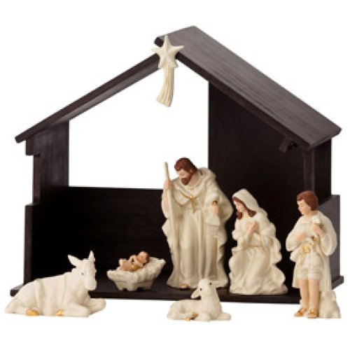 (Belleek Nativity Set)