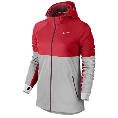 Nike Women's Athletic Shield Flash Jacket 619026-660 SZ XSmall