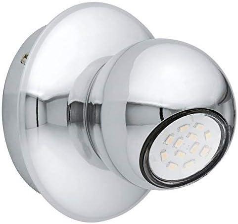 Eglo 93164/Wall Spotlight Metal Silver