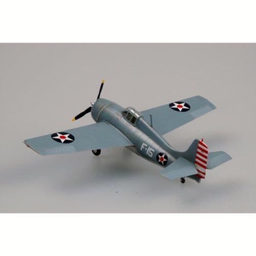 Easy Model F4F Wildcat VF-3 Aboard USS Lexington Building Kit