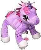 Peppy Pet Purple Unicorn Toy