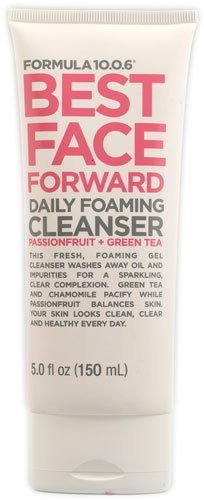 Formula Ten O Six - Best Face Forward Daily Foaming Cleanser - 5.0 Fluid Ounce - 1 Pack by Formula Ten-O-Six