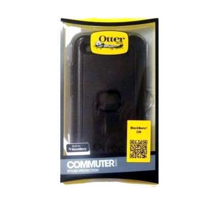 OtterBox Commuter Case for Blackberry Z30 - Retail Packaging