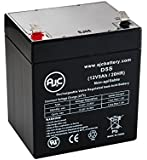 Leoch DJW12-4.5 Sealed Lead Acid - AGM - VRLA Battery - This is an AJC Brand® Replacement