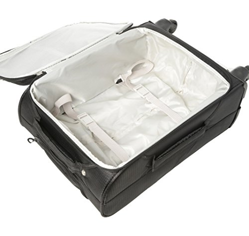 Aerolite 22x14x9 Quot Carry On Max Lightweight Upright Travel