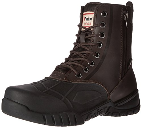 Men's Boots Snow Pajar RYAN Black Pp4gq