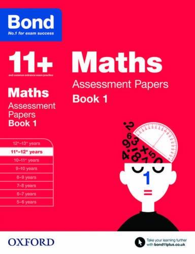 BOOK Bond 11+: Maths: Assessment Papers Book 1 [D.O.C]