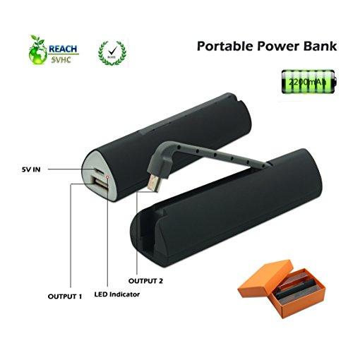 Power Bank 2200 - 9