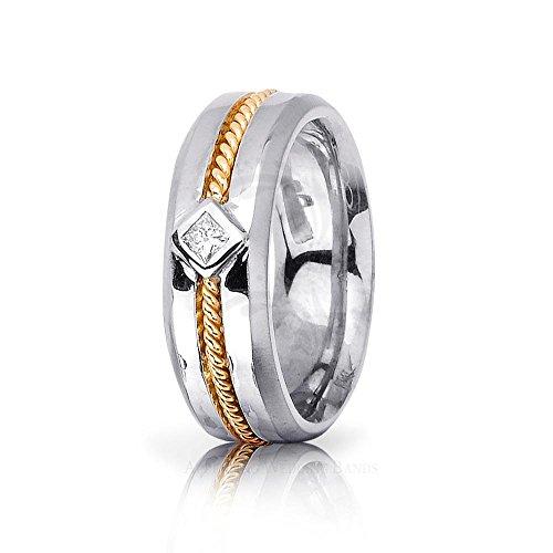 0.1 Ct Diamond Bezel - 5