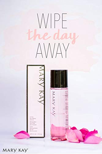 Mary Kay Makeup Remover Oil-FREE, 3.7 FL. OZ. 100ml.