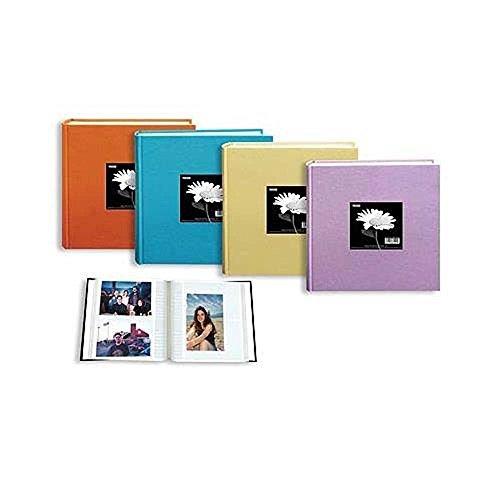 (Pioneer Bi-Directional Cloth Frame Photo Album, Random Designer Series Trend Cloth Covers, Holds 200 4x6