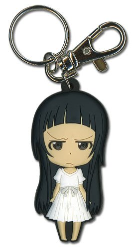 Great Eastern Entertainment Sword Art Online - Angry Yui SD PVC - Sword Keychain Pvc