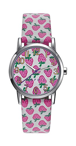 Esprit Watch TP90650 White Strawberries-ES906504008