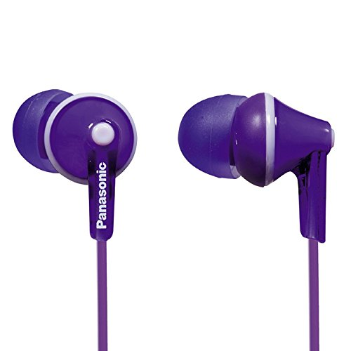 Panasonic RP-HJE125E In-ear Violet