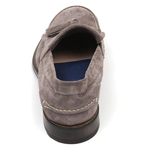 grigio shoe CARACCIOLO mocassino uomo C7800 vintage scarpa man 1971 loafer Grigio 4E8XWTxq