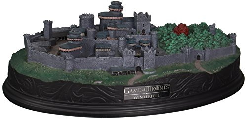 Factory Entertainment Game of Thrones Winterfell Castle Sculpture