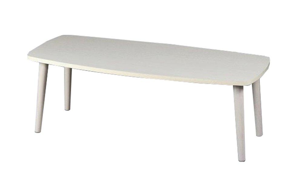 sunneed Leeテーブル 90cm幅 ホワイト色 LT-940WWH B073JSFC8W ホワイト ホワイト