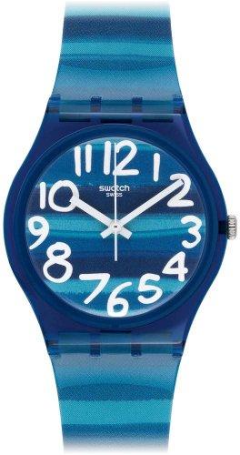 Swatch Linajola – Reloj de cuarzo color azul