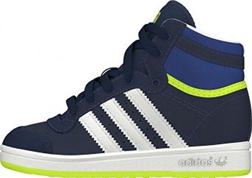 adidas Top Ten HI I - Zapatillas para niños turquesa
