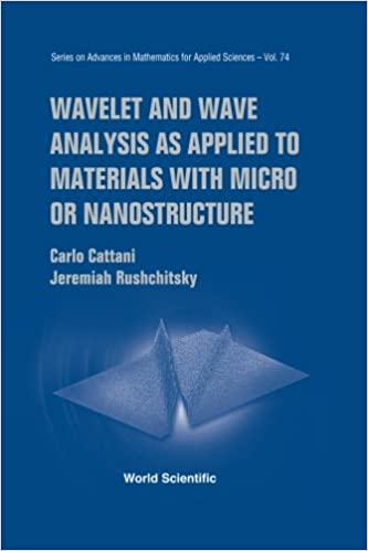 Book Wavelet And Wave Analysis As Applied To Materials With Micro Or Nanostructure: Volume 74