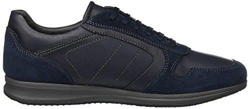 Basses Homme Geox Noir Avery Navy Sneakers C U Bleu OIxx6PqfFw